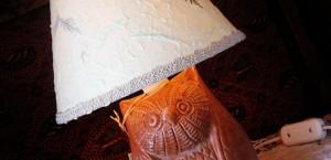 Lampada Gufetta